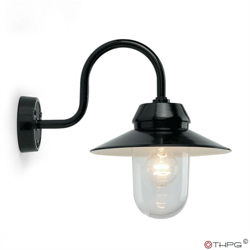Ny Klassisk udendørs lampe - lille - Genbyg LU16